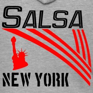 Salsa New York Classic - Pro Dance Edition - Men's Premium Hooded Jacket