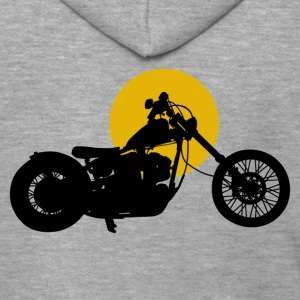 Bike · LogoArt - Premium Hettejakke for menn