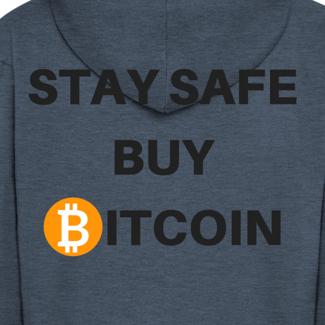 stay safe buy bitcoin