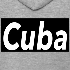 Cuba Shirt - Black - Mambo New York - Premium Hettejakke for menn