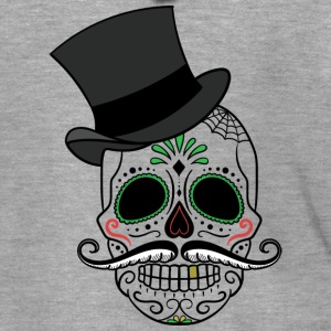 Day of the Dead - Skull - Premium-Luvjacka herr