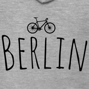 Bicycle Berlin - Men's Premium Hooded Jacket