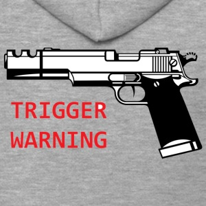 Anti-Snowflake Trigger Warning Collection - Premium Hettejakke for menn