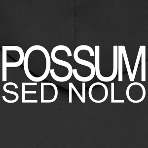 Possum sed nolo - Men's Premium Hooded Jacket