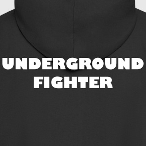 Underground Fighter - Premium Hettejakke for menn