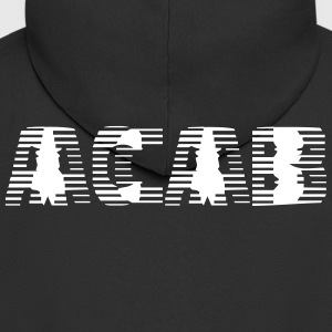 acab - Men's Premium Hooded Jacket