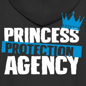 Princess Protection agency - fathers day - Men's Premium Hooded Jacket