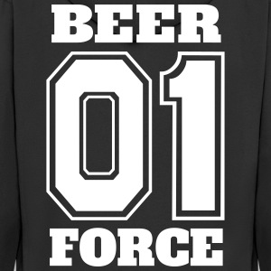 Beer Force 01 - Party Shirt - Men's Premium Hooded Jacket
