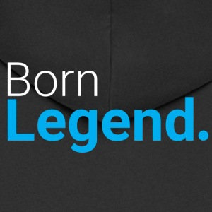 Born Legend - Men's Premium Hooded Jacket