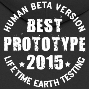 2015 - The birth year of legendary prototypes - Men's Premium Hooded Jacket