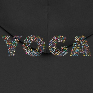 yoga - Men's Premium Hooded Jacket