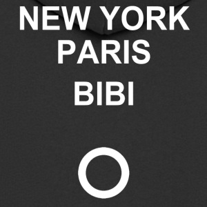 New York, Paris, Bibi! - Premium Hettejakke for menn