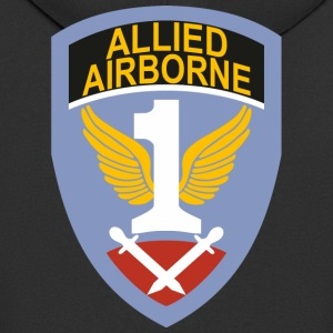 First Allied Airborne Army - Herre premium hættejakke