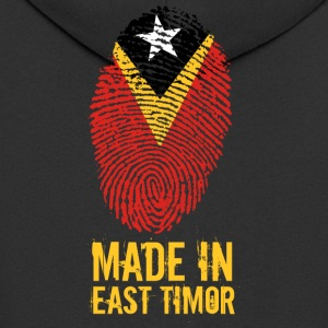 Made In East Timor / East Timor - Men's Premium Hooded Jacket