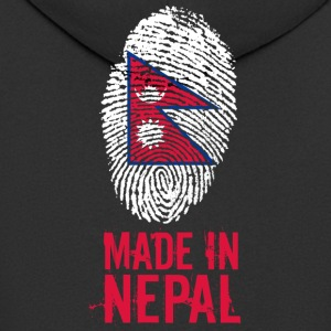 Made In Nepal / नेपाल - Men's Premium Hooded Jacket