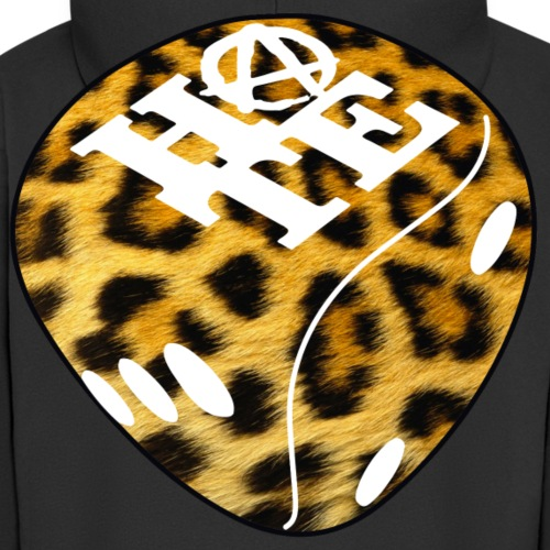 Leopard - Men's Premium Hooded Jacket