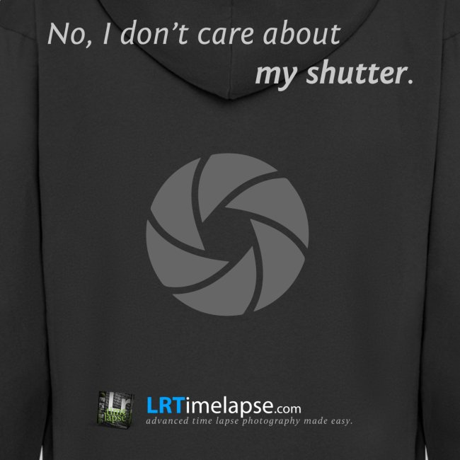 LRTimelapse TShirt Don tCareAboutMyShutter 2 png