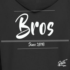 (MEN) Bros., SIDEN 2016 - Premium Hettejakke for menn