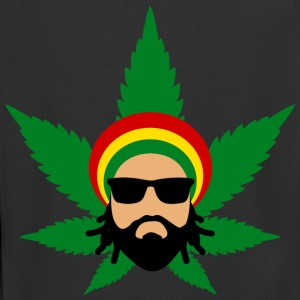 Rasta Herbalist - Men's Premium Hooded Jacket