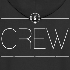 GAMING CREW - THIN - Men's Premium Hooded Jacket