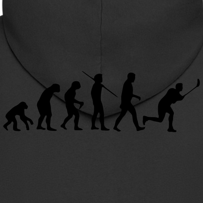 Floorball Evolution Black