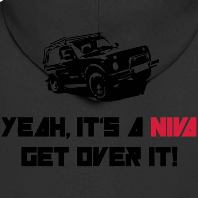 It's a NIVA get over it!
