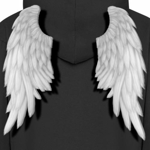 Engel - Männer Premium Kapuzenjacke