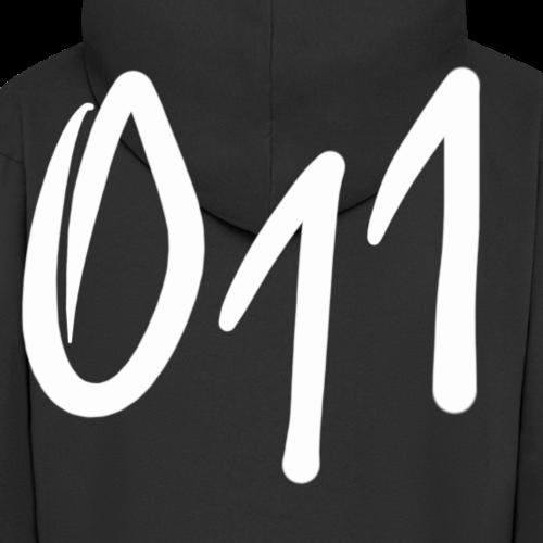 011 - Männer Premium Kapuzenjacke