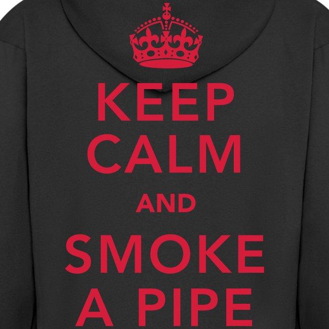 Keep Calm And Smoke A pipe