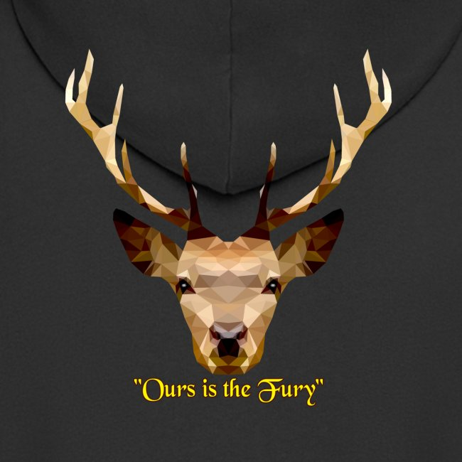 The Stag - Ours is the fury