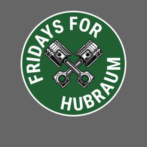 Fridays For Hubraum - Männer Premium Kapuzenjacke