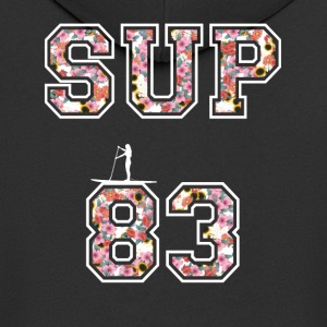 SUP 83 - Ladies Edition - Men's Premium Hooded Jacket