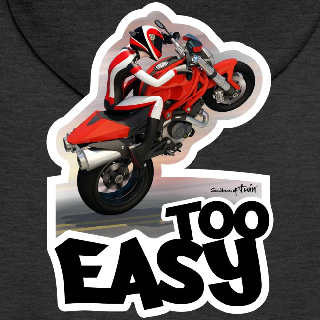 Ducati Monster Wheelie A
