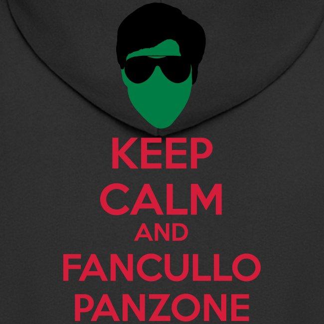 Fancullo panzone Keep Calm