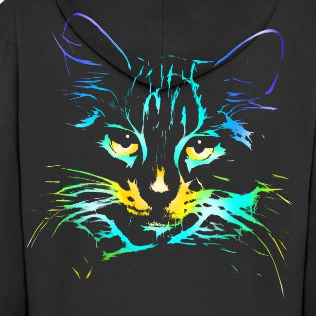 Vorschau: color kitty - Männer Premium Kapuzenjacke