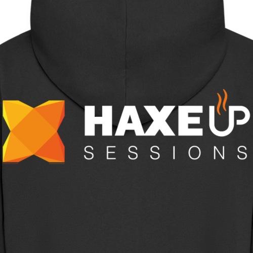 HaxeUp - Veste à capuche Premium Homme