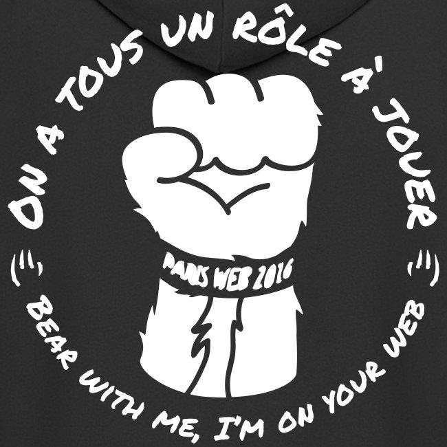 Tshirt pw 2016 Hoodie