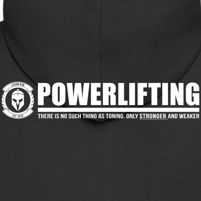 Legion Clothing | Powerlifting