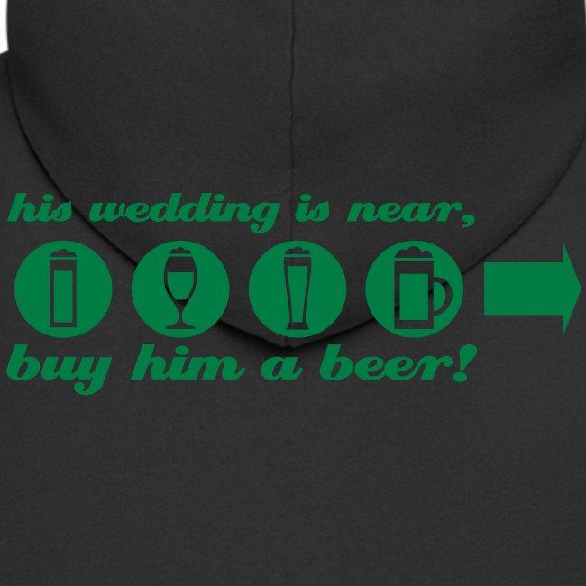 buy him a beer right jga