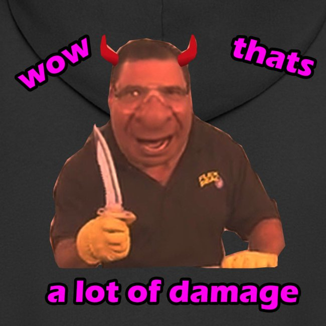 Phil Swift Damage