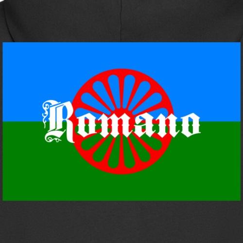 Flag of the Romanilenny people svg - Premium-Luvjacka herr
