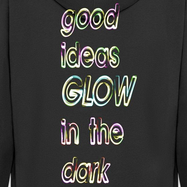 good ideas GLOW in the dark