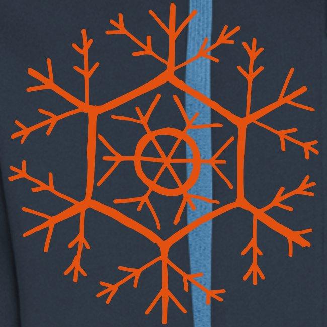"""Snowflake """"molecule"""""""