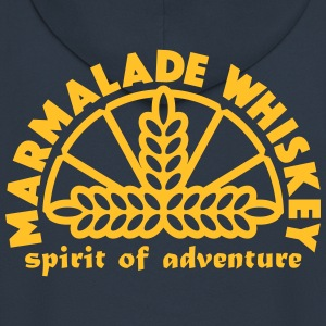 Marmalade Whiskey - Men's Premium Hooded Jacket
