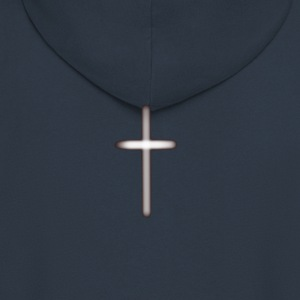 cross - Men's Premium Hooded Jacket