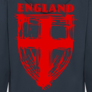 England_2 - Men's Premium Hooded Jacket