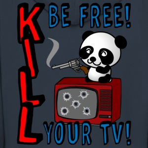 Kill your TV - Männer Premium Kapuzenjacke