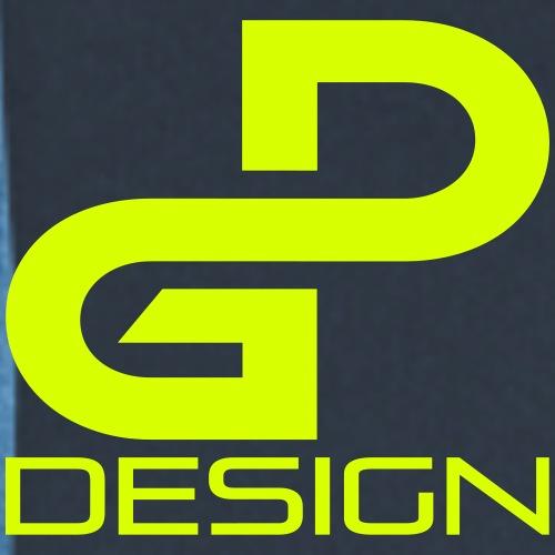 dg design logo courronne - Veste à capuche Premium Homme