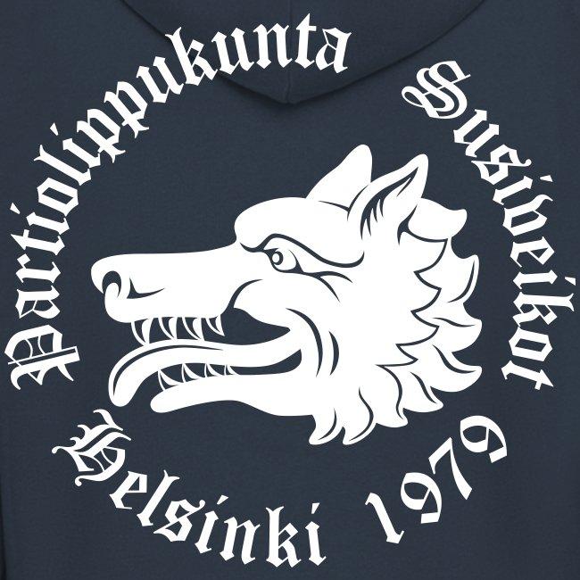 Susiveikot-logo tekstillä