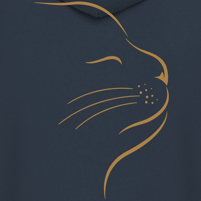 Vorschau: Catstyle - Männer Premium Kapuzenjacke